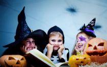 Идеи макияжа на хэллоуин для детей