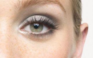 Создание красивого дневнго макияжа для зеленых глаз