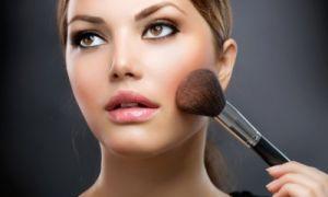 Правила идеального макияжа для полного лица