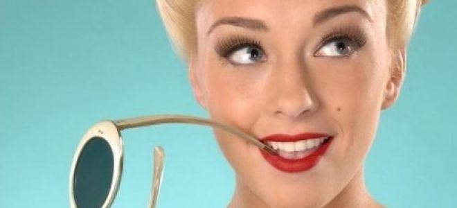Секреты красивого макияжа в стиле стиляг