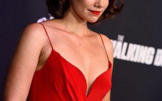 Секреты макияжа под красное платье