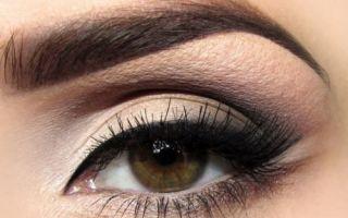 Правила макияжа для каре-зеленых глаз