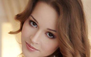 Секреты дневного макияжа для карих глаз