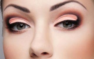 Делаем макияж в стиле петля