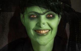 Идеи макияжа ведьмы на хэллоуин