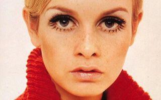 Главные секреты макияжа Твигги