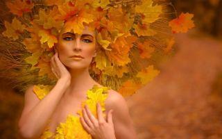 Секреты удачного макияжа на осенний бал