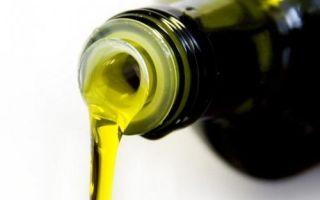 Касторовое и репейное масло для бровей