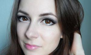 Создание аниме макияжа