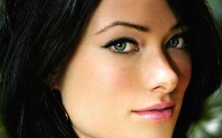 Макияж для брюнеток с зелеными глазами