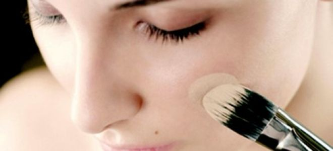 Делаем основу под макияж