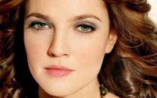Поэтапное создание правильного макияжа для зеленых глаз
