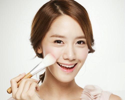 счастливая кореянка