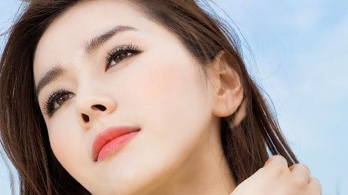 красота корейской девушки