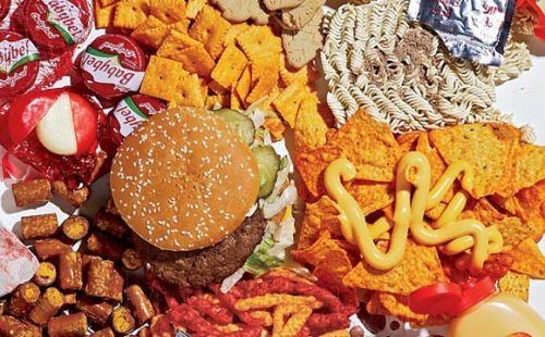 гамбургеры и полуфабрикаты