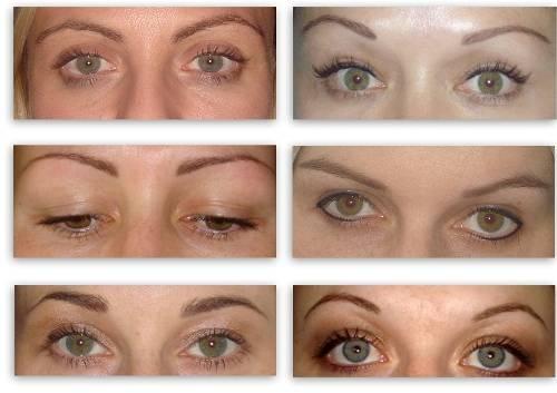 глаза женщин