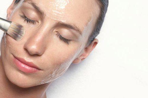 процедура очищения кожи