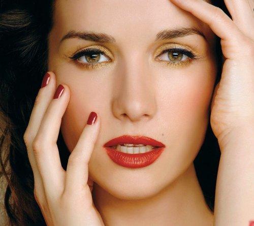 макияж актрисы из дикого ангела
