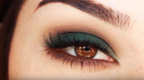 тени для средне-карих глаз