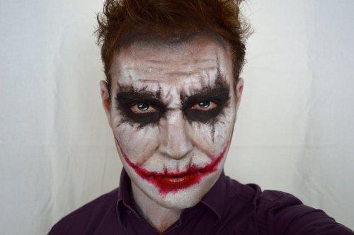 джокер на хэллоуин