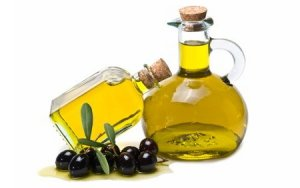 оливковое масло не даёт пересушиваться