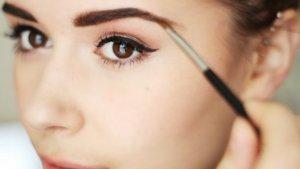 окрашивание внешнего края для близко посаженных глаз