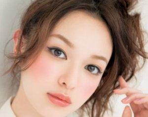 повседневный макияж японок