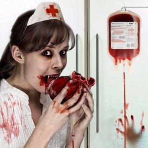 образ медсестры-вурдалака