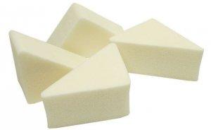 треугольные губки для растушевки крема