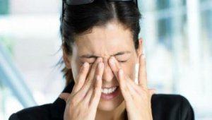 резь в глазах как реакция на завивку