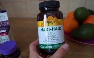 витамины макси хэйр для волос