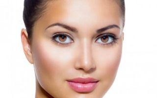 Особенности макияжа для овального лица
