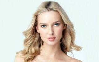 Создание макияжа для блондинок