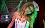 Создаём макияж медсестры на Хэллоуин