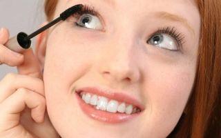Правила создания макияжа в школу