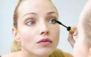 Создание красивого макияжа для выпуклых глаз
