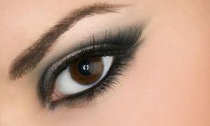 Макияж для миндалевидных глаз